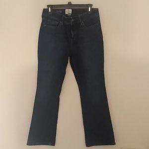 Boot Cut Jeans.